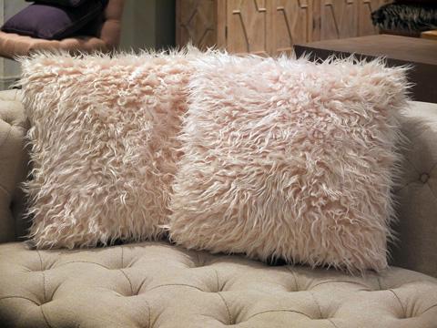 Sarreid Ltd. - Throw Pillow Pair - CF016-3F04