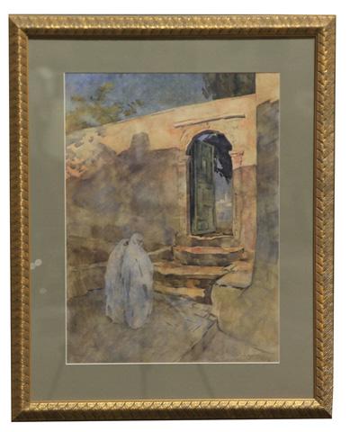 Sarreid Ltd. - Watercolor - OKLV92