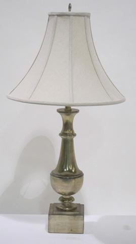 Sarreid Ltd. - Urn Table Lamps Pair - SFV611AS