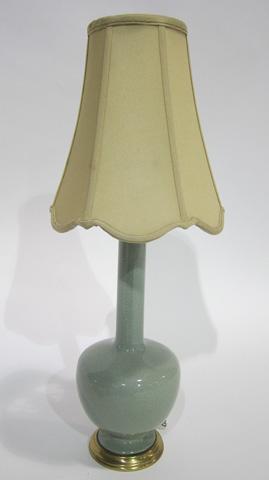 Sarreid Ltd. - Celadon Table Lamp - SFV626AS