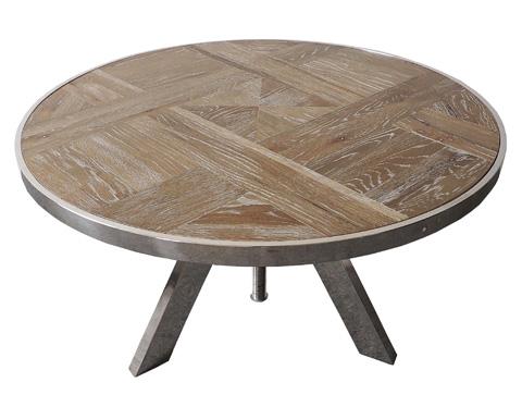 Sarreid Ltd. - Machinist's Cocktail Table - 29246