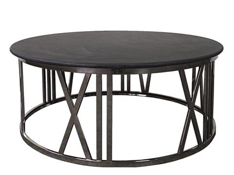 Sarreid Ltd. - Numeral Coffee Table - 29250