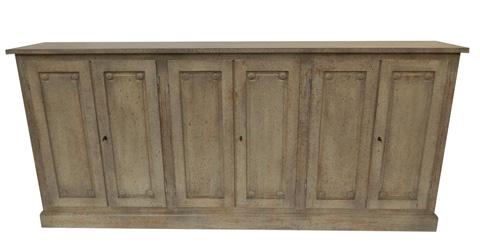 Sarreid Ltd. - Bellagio Sideboard - R061-18