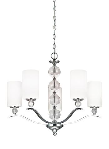 Sea Gull Lighting - Five Light Chandelier - 3113405-05