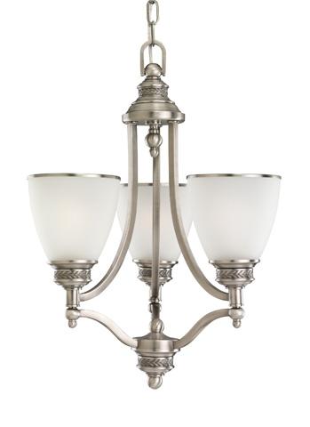 Sea Gull Lighting - Three Light Chandelier - 31349-965