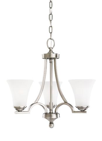 Sea Gull Lighting - Three Light Chandelier - 31375-965