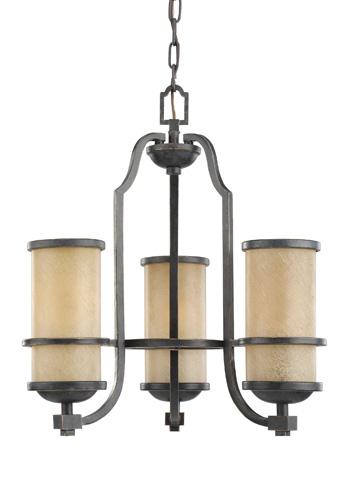 Sea Gull Lighting - Three Light Chandelier - 31520-845