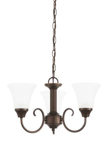 Sea Gull Lighting - Three Light Chandelier - 31806-827