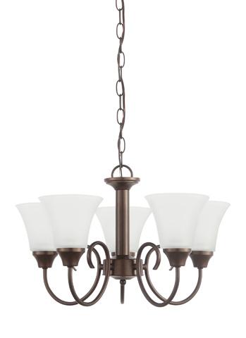 Sea Gull Lighting - Five Light Chandelier - 31808-827