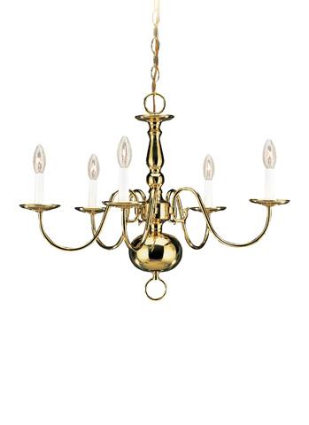 Sea Gull Lighting - Five Light Chandelier - 3410-02