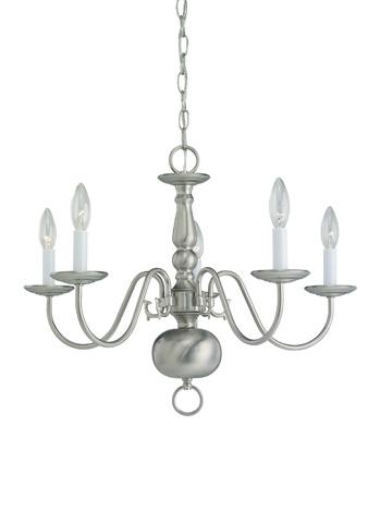 Sea Gull Lighting - Five Light Chandelier - 3410-962