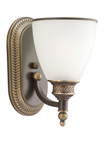 Sea Gull Lighting - One Light Wall / Bath Sconce - 41350-708