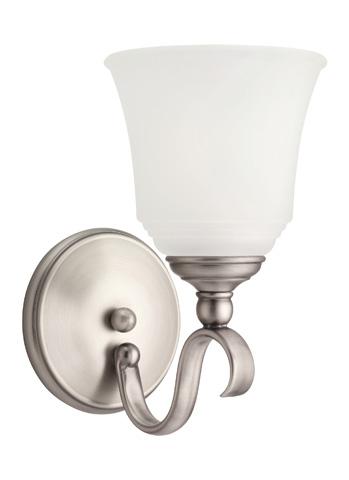 Sea Gull Lighting - One Light Wall / Bath Sconce - 41380-965