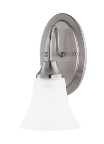 Sea Gull Lighting - One Light Wall / Bath Sconce - 41806-962