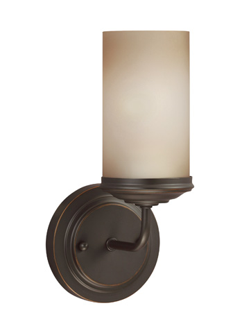 Sea Gull Lighting - One Light Wall / Bath Sconce - 4191401-715