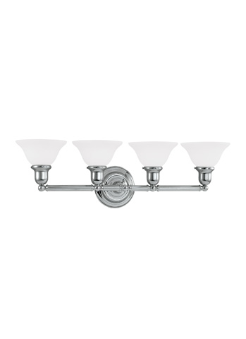 Sea Gull Lighting - Four Light Wall / Bath Sconce - 44063-05