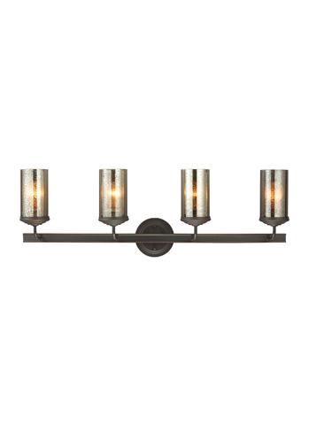 Sea Gull Lighting - Four Light Wall / Bath Sconce - 4410404-715