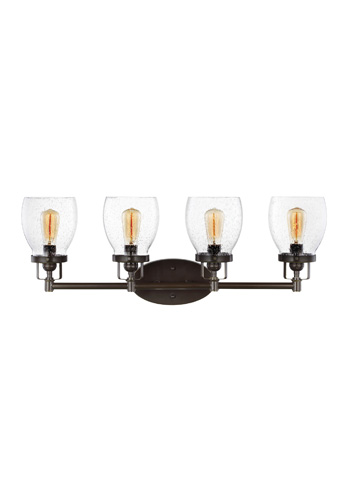 Sea Gull Lighting - Four Light Wall/ Bath Sconce - 4414504-782