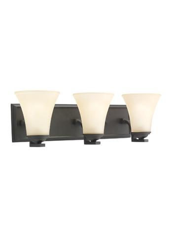 Sea Gull Lighting - Three Light Wall / Bath Sconce - 44376-839