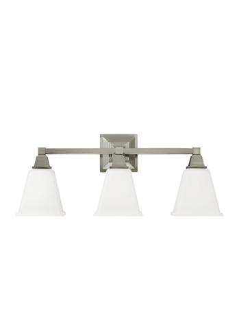 Sea Gull Lighting - Three Light Wall / Bath Sconce - 4450403-962