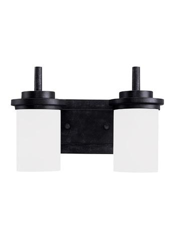 Sea Gull Lighting - Two Light Wall / Bath Sconce - 44661-839