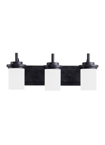 Sea Gull Lighting - Three Light Wall / Bath Sconce - 44662-839