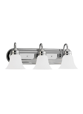Sea Gull Lighting - Three Light Wall / Bath Sconce - 44852-05