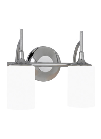 Sea Gull Lighting - Two Light Wall / Bath Sconce - 44953-05