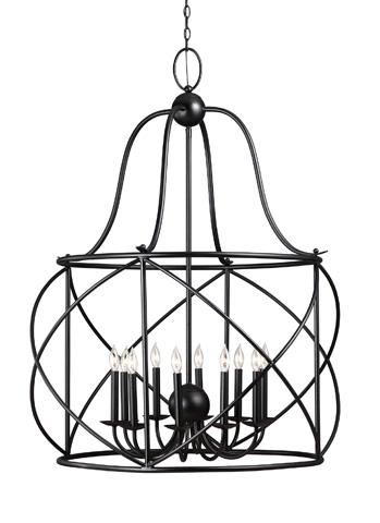 Sea Gull Lighting - Ten Light Hall / Foyer Pendant - 5116410-839