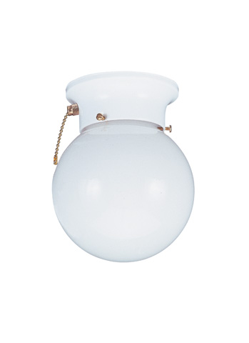 Sea Gull Lighting - One Light Ceiling Flush Mount - 5367PC-15