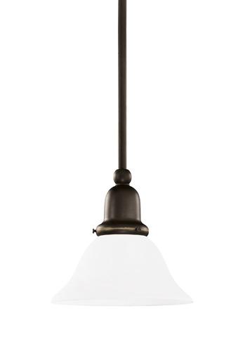 Sea Gull Lighting - One Light Mini-Pendant - 61060-782