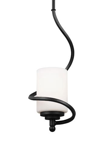 Sea Gull Lighting - One Light Mini-Pendant - 6125201-839