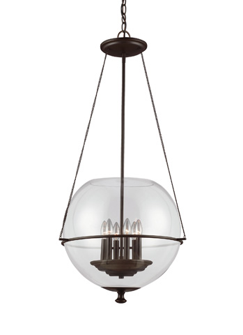 Sea Gull Lighting - Six Light Pendant - 6511906-715