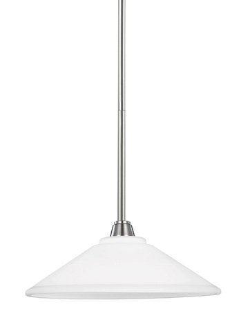 Sea Gull Lighting - One Light Pendant - 6513001-962