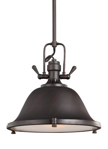 Sea Gull Lighting - One Light Pendant - 6514401-710