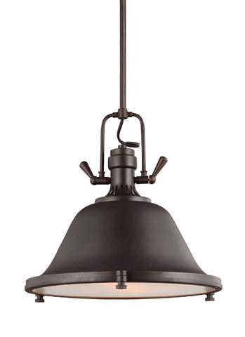 Sea Gull Lighting - Two Light Pendant - 6514402-710
