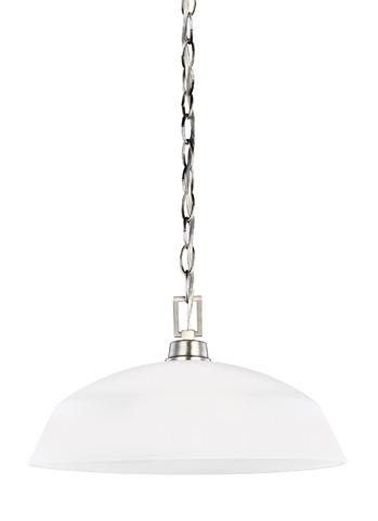 Sea Gull Lighting - One Light Pendant - 6515201-962