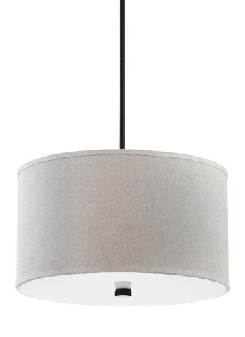 Sea Gull Lighting - Three Light Pendant - 65263-710