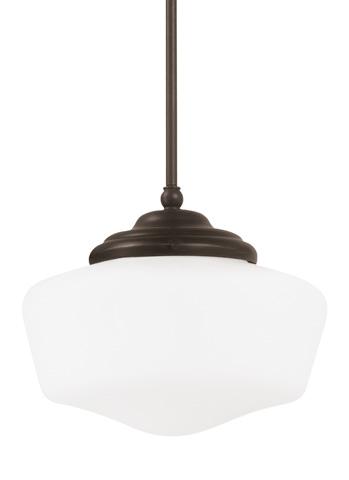 Sea Gull Lighting - Large LED Pendant - 6543891S-782