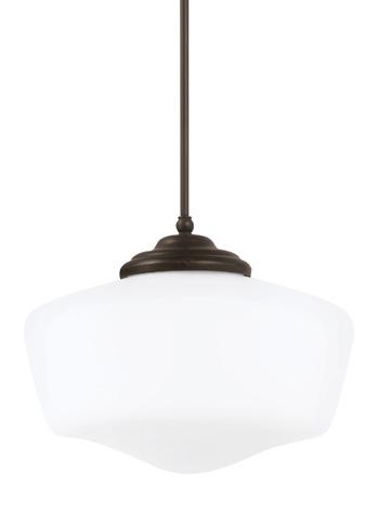 Sea Gull Lighting - Extra Large One Light Pendant - 65439-782