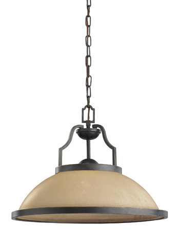Sea Gull Lighting - One Light Pendant - 65520-845