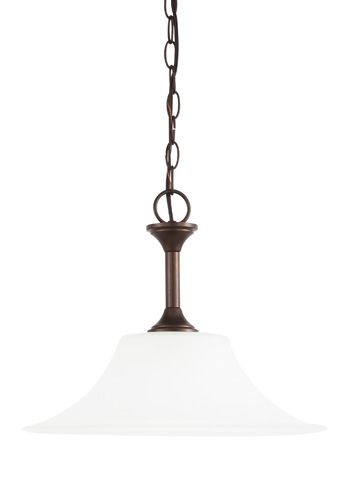 Sea Gull Lighting - One Light Pendant - 65806-827