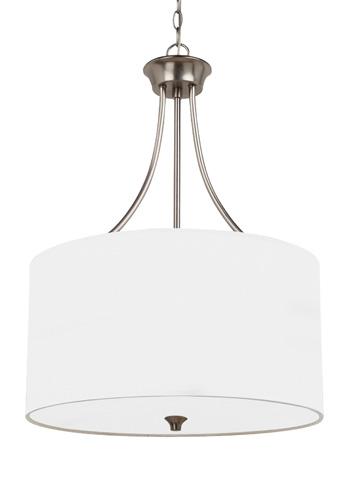 Sea Gull Lighting - Three Light Pendant - 65953-962