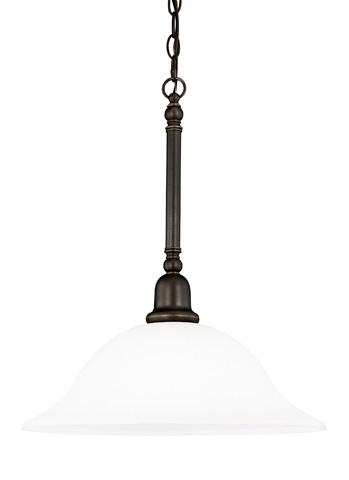 Sea Gull Lighting - One Light Pendant - 66060-782