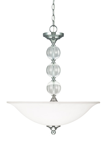 Sea Gull Lighting - Three Light Pendant - 6613403-05