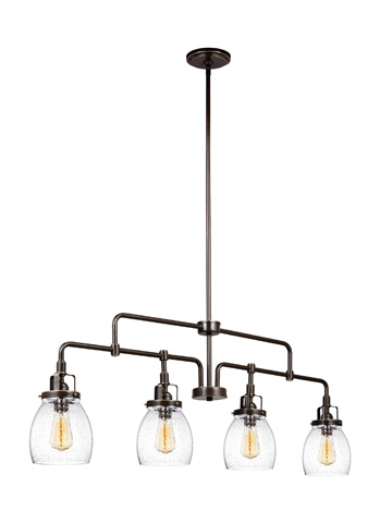 Sea Gull Lighting - Four Light Island Pendant - 6614504-782