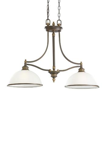Sea Gull Lighting - Two Light Island Pendant - 66350-708