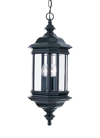 Sea Gull Lighting - Three Light Outdoor Pendant - 6637-12