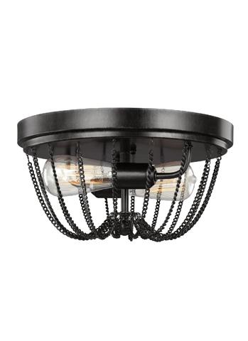 Sea Gull Lighting - Two Light Flush Mount - 7510102-846