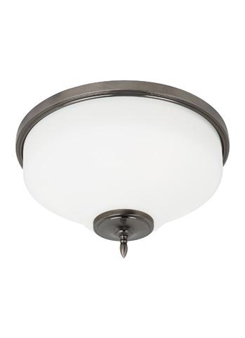 Sea Gull Lighting - Three Light Ceiling Flush Mount - 75180-965
